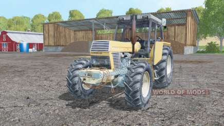 Ursus 1604 moving elements for Farming Simulator 2015