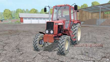 MTZ 1025 Беларуƈ for Farming Simulator 2015