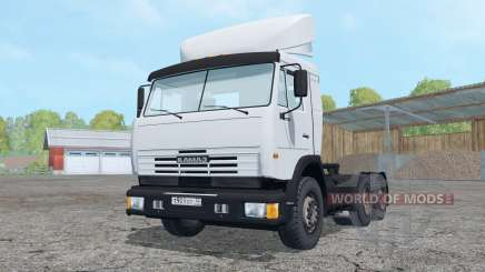 KamAZ 54115 2005 for Farming Simulator 2015