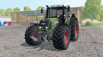 Fendt 820 Vario loader mounting for Farming Simulator 2015