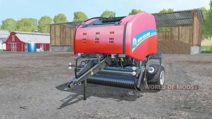 New Holland Roll-Belt 150 American for Farming Simulator 2015