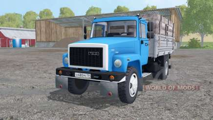 GAZ SAZ 35071 2012 for Farming Simulator 2015