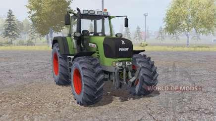 Fendt 930 Vario TMS manual ignition for Farming Simulator 2013