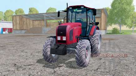 Belarus 2022.3 with animation parts for Farming Simulator 2015