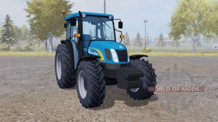 New Holland T4050 for Farming Simulator 2013