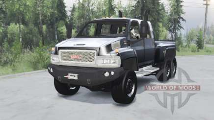 GMC TopKick C4500 6ᶍ6 for Spin Tires