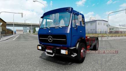 Mercedes-Benz 1632 (Br.387) 1973 for Euro Truck Simulator 2