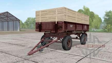 2ПТС-4 ninasimone-dark red for Farming Simulator 2017
