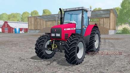 Massey Ferguson 6290 opening doors for Farming Simulator 2015