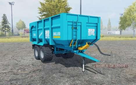 Rolland TurboClassic 20-30 for Farming Simulator 2013