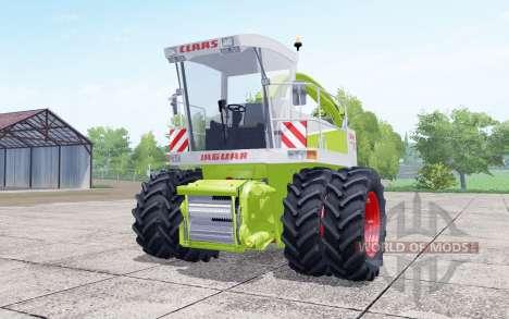 Claas Jaguar 880 for Farming Simulator 2017