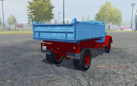 Magirus-Deutz 200 D 26 kipper for Farming Simulator 2013