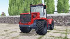 Kirovets K-744Р4 with a choice of configurations for Farming Simulator 2017