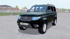 UAZ 3163 Patriot for Farming Simulator 2017