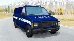 Gavril H-Series Polish Police v3.0 for BeamNG Drive