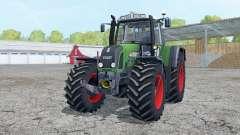 Fendt 820 Vario TMS loader mounting for Farming Simulator 2015