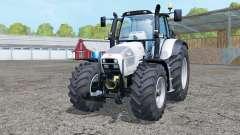 Hurlimann XL 130 loader mounting for Farming Simulator 2015