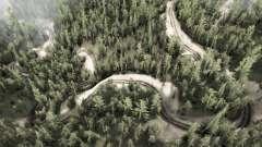 6 snake road for MudRunner