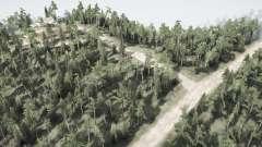 Forest change for MudRunner