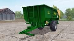 ZDT NⱾ 8 for Farming Simulator 2017