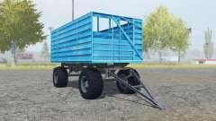 Conow HW 80 blue for Farming Simulator 2013