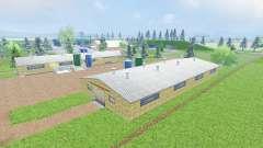 Hagenbuettel for Farming Simulator 2013