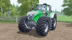 Fendt 1046 Vario dynamic hoses for Farming Simulator 2017