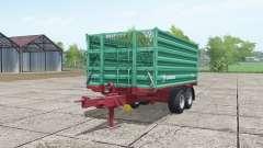 Farmtech TDƘ 900 for Farming Simulator 2017