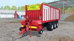 Pottinger Jumbo 10010 Combiline for Farming Simulator 2015