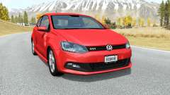 Volkswagen Polo GTI 3-door (Typ 6R) 2010 for BeamNG Drive