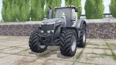Massey Ferguson 8732 Black Edition for Farming Simulator 2017
