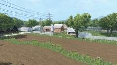 Stara Wies v2.0 for Farming Simulator 2015