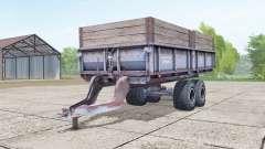 2ПТС-9 for Farming Simulator 2017