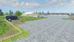 Schonhausen for Farming Simulator 2013