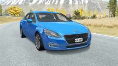 Peugeot 508 GT 2011 for BeamNG Drive