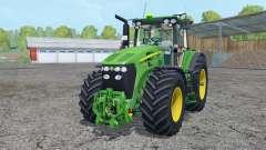 John Deere 7930 front loadeᶉ for Farming Simulator 2015