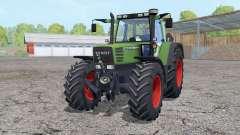 Fendt Favorit 515C Turbomatik front loader for Farming Simulator 2015