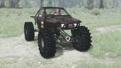 Toyota Hilux TTC for MudRunner