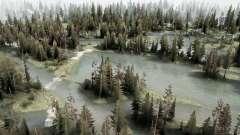 Forgotten land for MudRunner