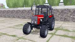 MTZ 820 Belarus for Farming Simulator 2017