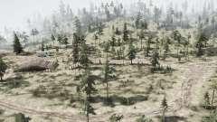 Over the hill for MudRunner