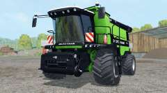 Deutz-Fahr 7545 RTS washable for Farming Simulator 2015