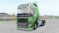 Volvo ƑH 540 for Farming Simulator 2017