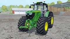 John Deere 6170Ɱ for Farming Simulator 2015