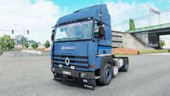 Renault R 340ti Major 1990 v2.3 for Euro Truck Simulator 2
