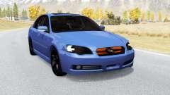 Subaru Legacỿ B4 for BeamNG Drive