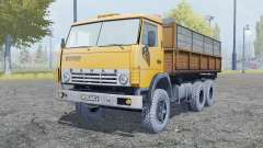 KamAZ 55102 6ᶍ6 for Farming Simulator 2013