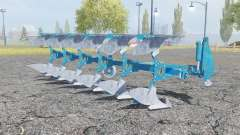 Rabe Super-Albatros 160 for Farming Simulator 2013