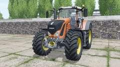 Fendt 939 Vario fog light for Farming Simulator 2017