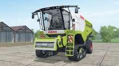 Claas Lexion 770 more options for Farming Simulator 2017